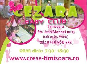 Cezara - baby club